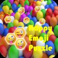 puzzle emoji happy Icon