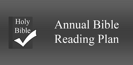 Annual Bible Plan apk