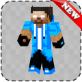 Herobrine Skins for Minecraft PE Icon