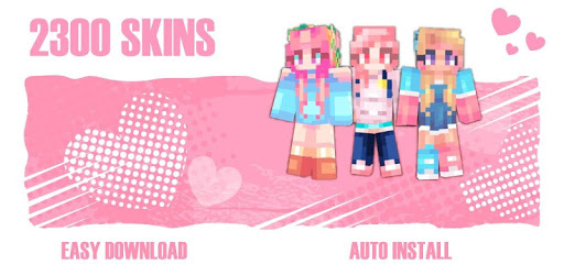 Girls Skins for Minecraft apk