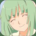Fan Anime Live Wallpaper of Nadeko Sengoku Icon