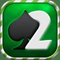 Big 2 - Poker Two, Dai Di, Pusoy Dos, Big2 Icon