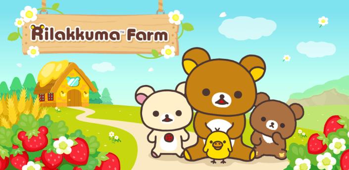 Rilakkuma Farm apk