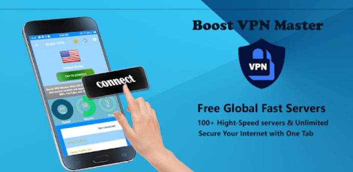 Boost VPN Master -  Free VPN Proxy Server & Secure apk