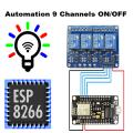 NodeMCU ESP8266 WiFi Automação Icon