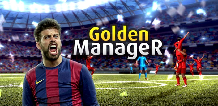 Golden Manager - Real Football apk