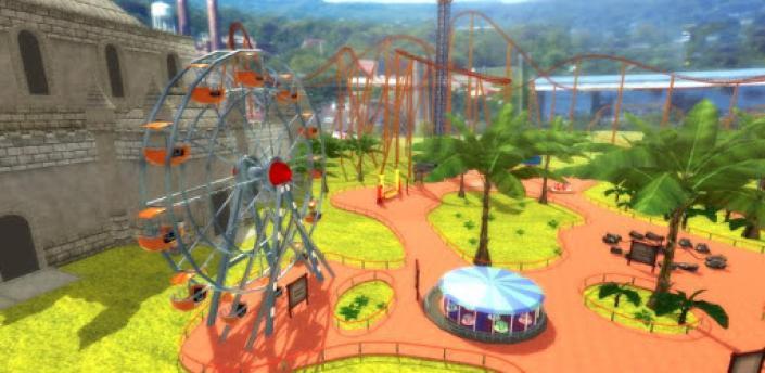 VR Roller Coaster 360 apk