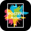 Poster Maker 🔥, Flyer Maker, Card, Art Designer Icon