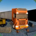 Truck Parking Adventure 3D Icon