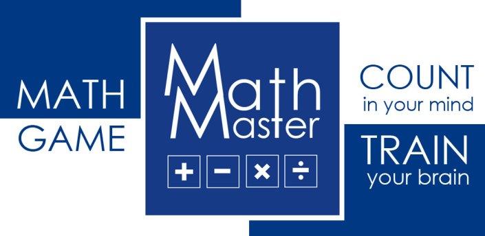 Math Master - Math games apk