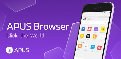 APUS Browser - Fast Browsing & Video Downloader apk