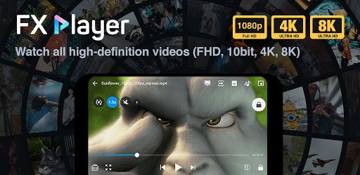 FX Player - video player & converter, Chromecast apk