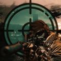 zombie Sniper - black hunter Icon