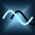 Stereo sound and binaural wave generator Icon