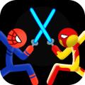 Supreme Spider Stickman Warriors - Stick Fight Icon