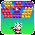 Bubble Balls Killer – Racoon Baby Rescue Puzzle Icon
