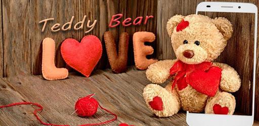 Plush Teddy Bear Live wallpaper apk