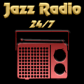 Jazz Radio 24/7 Icon