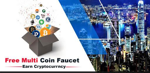 Free Multi Coin Faucet apk