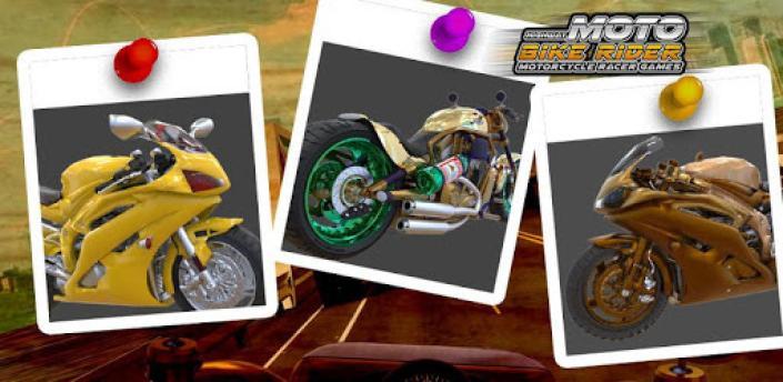 Super Highway Bike Racing Games: Motorcycle Racer apk