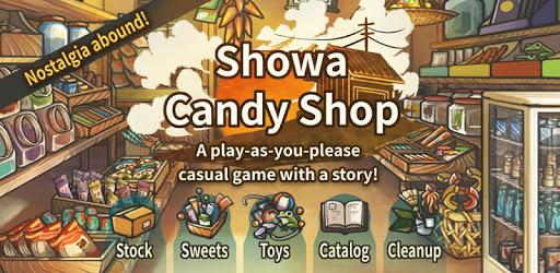 Showa Candy Shop apk