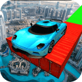 Impossible tracks speed car stunt racer Icon