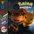 Pokemon Ash Gray Icon