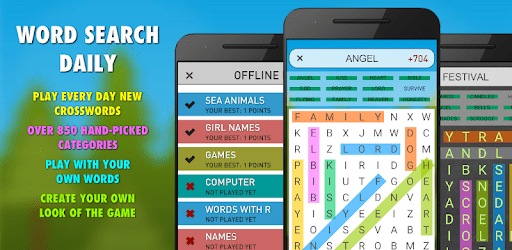 Word Search Daily - Free (950+ Levels) apk