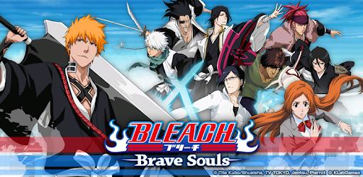BLEACH Brave Souls - 3D Action apk