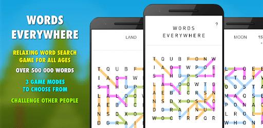 Words Everywhere - Free apk