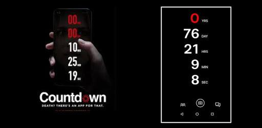 Death Timer - Countdown movie apk