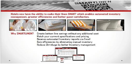Smart Linen RFID Utility apk