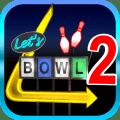 Let's Bowl 2: Bowling Free Icon