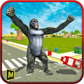 Angry Gorilla Rampage Icon