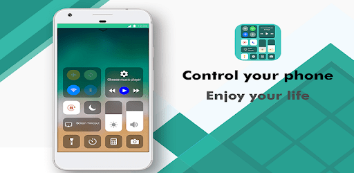 Control Center--iOS 13 & Android Panel apk