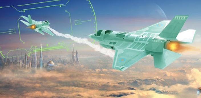 Modern Air Combat Strike: Jet Fighting Plane Games apk