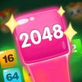 Number Shooter - New 2048 Block merge Icon