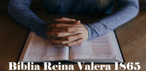 Biblia Reina Valera 1865 Restaurada apk
