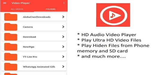 Free HD Video Player Pro 2019 | 4K ALL video forma apk