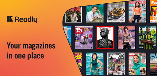 Readly - Unlimited Magazine Reading apk