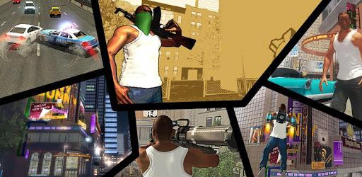 Gangster && Mafia Grand Vegas City crime simulator apk