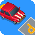 Happy Parking Icon