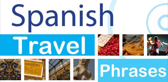 Spanish Travel Phrases apk