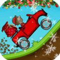 hill climb racing  game and guide download Icon