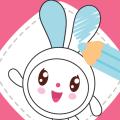 BabyRiki: Kids Coloring Game! Icon