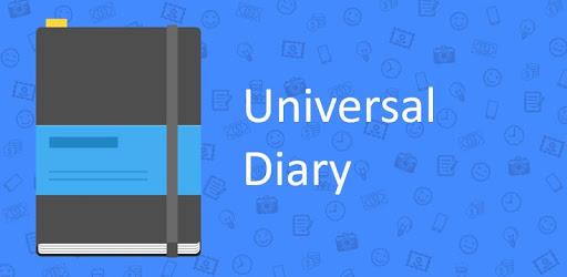 Diary, Journal, Notes - Universum apk
