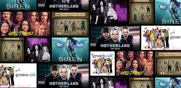 Freeform - Movies & TV Shows apk