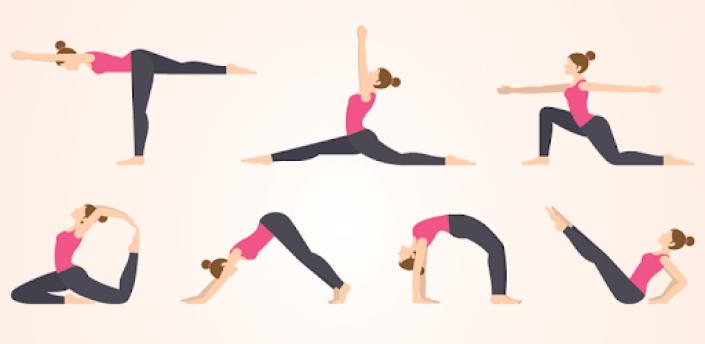 Yoga For Health & Fitness apk