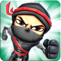 Ninja Race - Fun Run Multiplayer Icon
