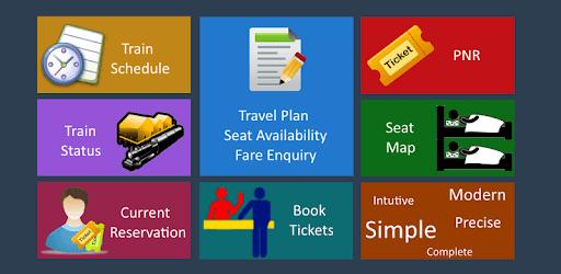 Indian Rail Train Status apk